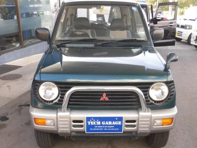 「三菱」「パジェロミニ」「コンパクトカー」「山形県」の中古車2