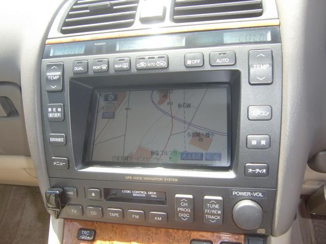 トヨタ セルシオ C仕様 10thアニバーサリーエディション