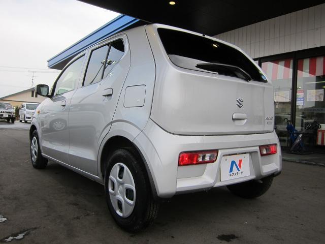 スズキ アルト S 4WD エネチャージ シートヒーター 横滑防止装置