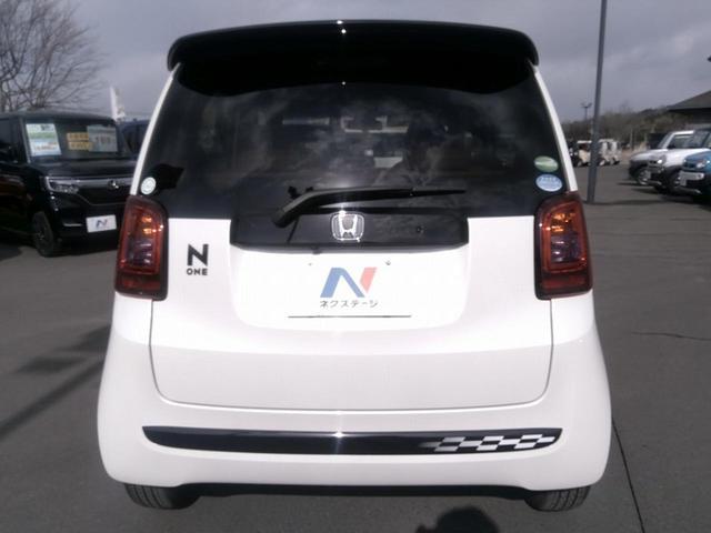 ホンダ N-ONE プレミアム ツアラー特別仕様車SSネオクラシックレーサーパッ