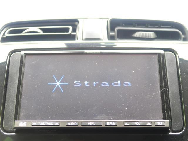 M ストラーダSDナビ 禁煙車 衝突軽減装置 スマートキー(3枚目)