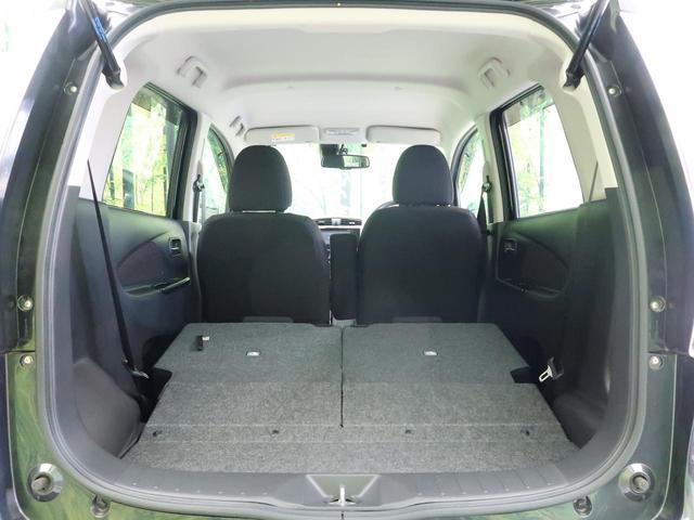 ラゲッジルームは、大容量のスペースを確保。後席を倒すことでバリエーション豊かに収納できます。