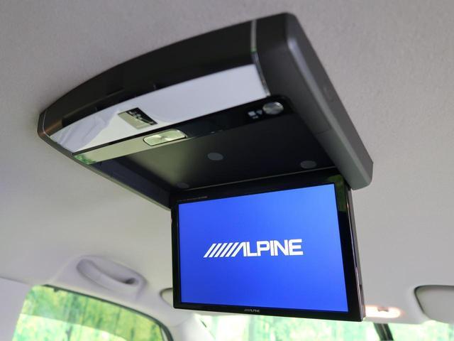 天井には、【アルパインフリップダウンモニター】も装備されております♪お子様など、ロングドライブでも退屈せず楽しくお過ごしいただけます。
