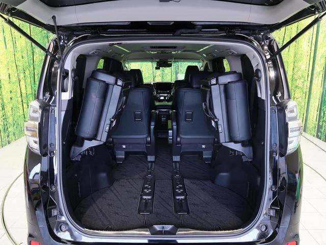 2.5Z Gエディション アルパイン11型ナビ フリップダウンモニター 三眼LED シーケンシャルランプ ブラックレザーシート 両側電動ドア パワーバックドア バックカメラ ETC 禁煙車(16枚目)