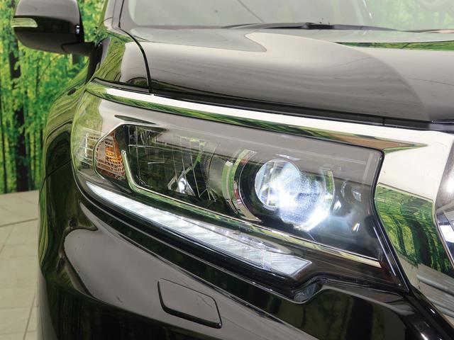 TX 登録済未使用車 ディーゼル モデリスタエアロ ルーフレール インテリジェントクリアランスソナー トヨタセーフティセンス LEDヘッド LEDフォグ レーダークズール(26枚目)