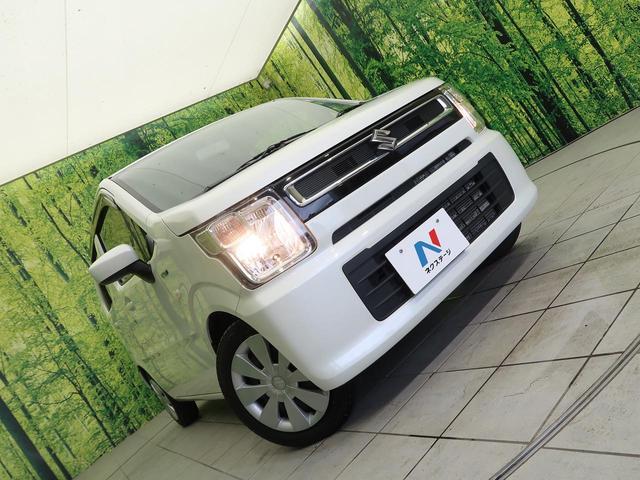 ハイブリッドFX 禁煙車 オートエアコン ETC 運転席シートヒーター 横滑り防止装置 アイドリングストップ 電動格納ミラー(28枚目)