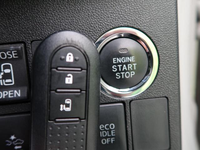 カスタムX トップエディションSAII 純正9型SDナビ 禁煙車 スマートアシスト 電動スライドドア バックカメラ Bluetooth接続 横滑り防止 ETC スマートキー LEDヘッド オートライト オートエアコン ハーフレザーシート(10枚目)