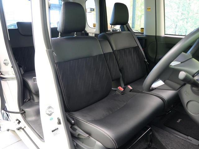 カスタムX トップエディションSAII 純正9型SDナビ 禁煙車 スマートアシスト 電動スライドドア バックカメラ Bluetooth接続 横滑り防止 ETC スマートキー LEDヘッド オートライト オートエアコン ハーフレザーシート(13枚目)
