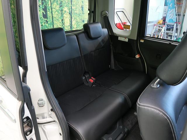 カスタムX トップエディションSAII 純正9型SDナビ 禁煙車 スマートアシスト 電動スライドドア バックカメラ Bluetooth接続 横滑り防止 ETC スマートキー LEDヘッド オートライト オートエアコン ハーフレザーシート(14枚目)