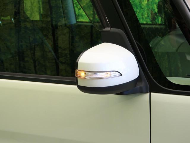 カスタムX トップエディションSAII 純正9型SDナビ 禁煙車 スマートアシスト 電動スライドドア バックカメラ Bluetooth接続 横滑り防止 ETC スマートキー LEDヘッド オートライト オートエアコン ハーフレザーシート(40枚目)