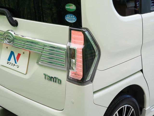 カスタムX トップエディションSAII 純正9型SDナビ 禁煙車 スマートアシスト 電動スライドドア バックカメラ Bluetooth接続 横滑り防止 ETC スマートキー LEDヘッド オートライト オートエアコン ハーフレザーシート(41枚目)