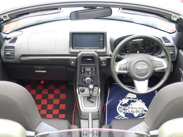ローブ 純正ナビ 禁煙車 フルセグTV Bluetooth接続 シートヒーター LEDヘッド スマートキー アイドリングストップ 盗難防止装置 純正16インチアルミ オートエアコン(3枚目)