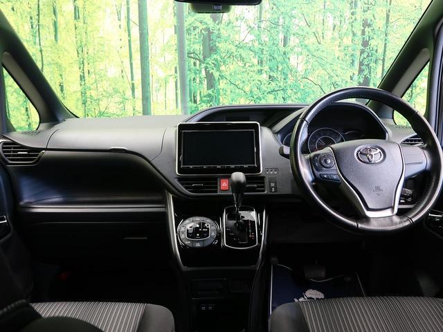 ZS 煌 純正9型SDナビ 禁煙車 セーフティセンス Bluetooth接続 両側電動ドア バックカメラ クルーズコントロール 3列シート 車線逸脱警報 横滑り防止 LEDヘッド スマートキー オートライト(3枚目)
