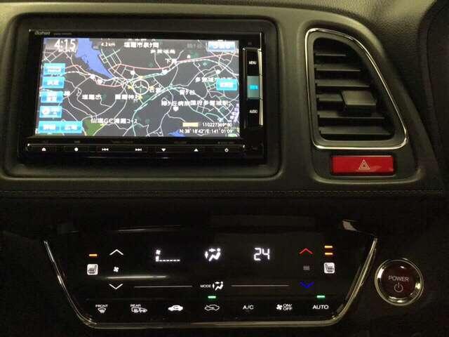 ハイブリッドX・Lパッケージ リヤカメラ AWD フルセ ナビTV メモリーナビ ETC クルコン シートヒーター DVD 衝突防止 1オーナー車 LEDライト アイドリングストップ スマートキー(8枚目)
