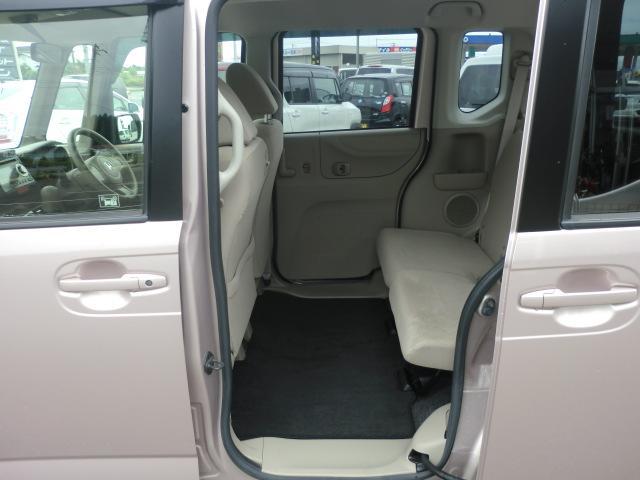 ホンダ N BOX G 4WD プッシュスタート