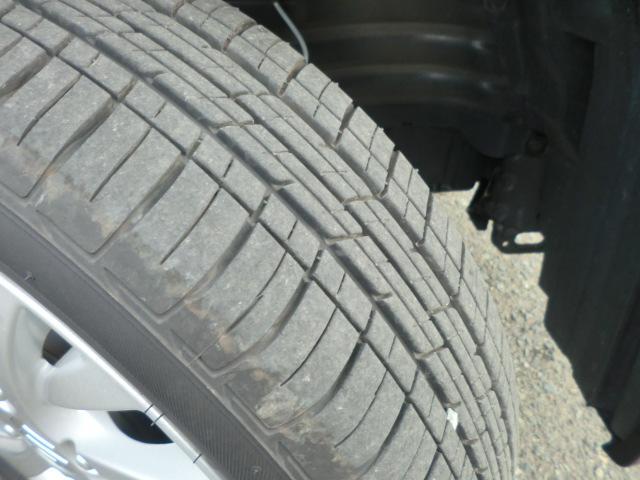 タイヤの溝もバッチリ有ります。