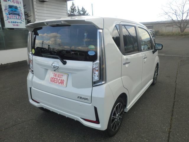 こちらは年式の新しいお車になる為メーカー保証継承もお受け致します。