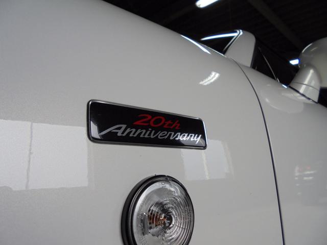 20周年記念車 6速マニュアル 車高調 トラストマフラー(14枚目)
