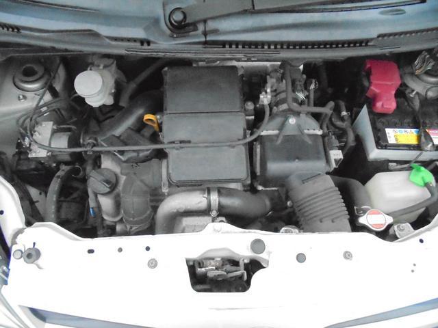 日産 モコ E 4WD ターボ