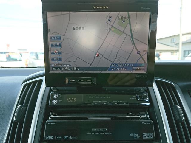 ハイウェイスター Vセレ 4WD HDDナビ ETC(9枚目)