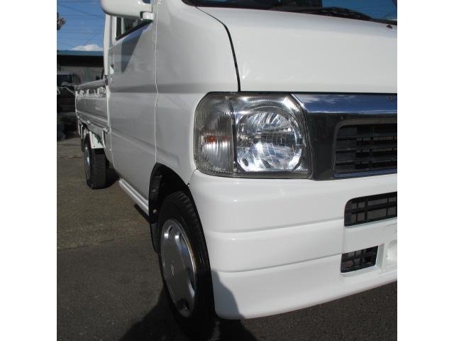 ホンダ アクティトラック 4WD 5MT