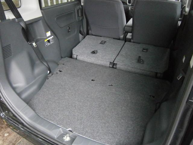 スズキ スペーシア G Sエネチャージ 4WD 寒冷地仕様 アイドリングストップ