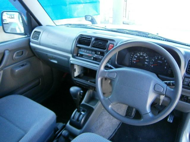 スズキ ジムニーワイド ベースグレード 4WD