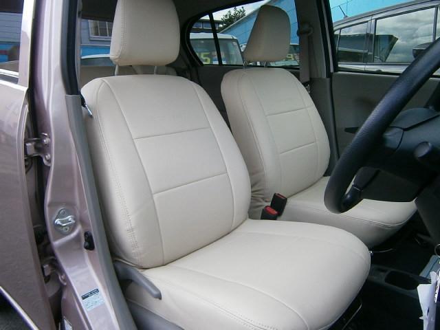 ダイハツ ミライース Xf メモリアルエディション 4WD 社外SDナビ