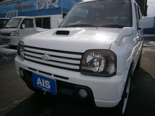 XC 4WD ワンオーナー車 社外アルミホイール(9枚目)