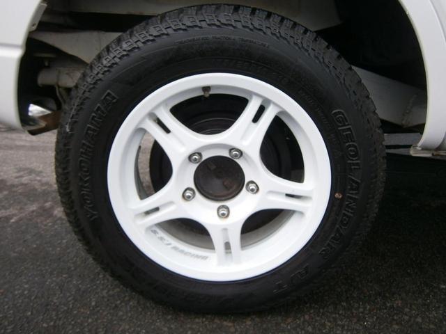 XC 4WD ワンオーナー車 社外アルミホイール(13枚目)