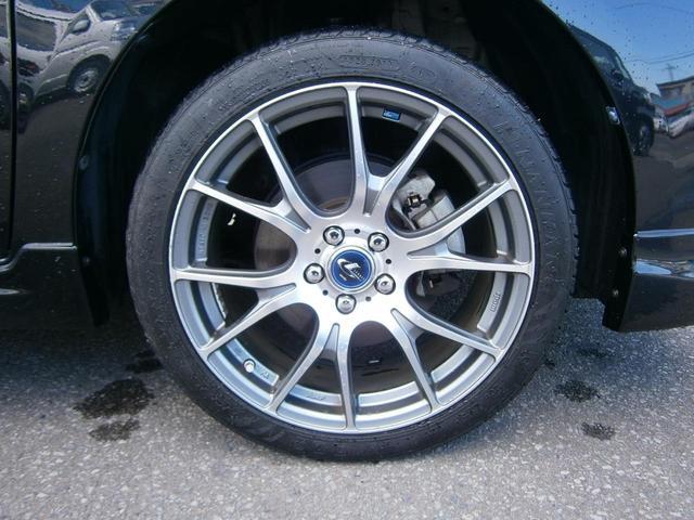 G 4WD モデリスタフルエアロ 社外17インチホイール(9枚目)