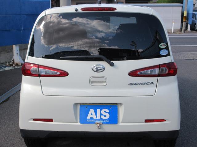 RS 実走行 ワンオーナー車  純正CDオーディオ 純正HIDヘッドライト インタークーラーターボ スマートキー ETC(12枚目)