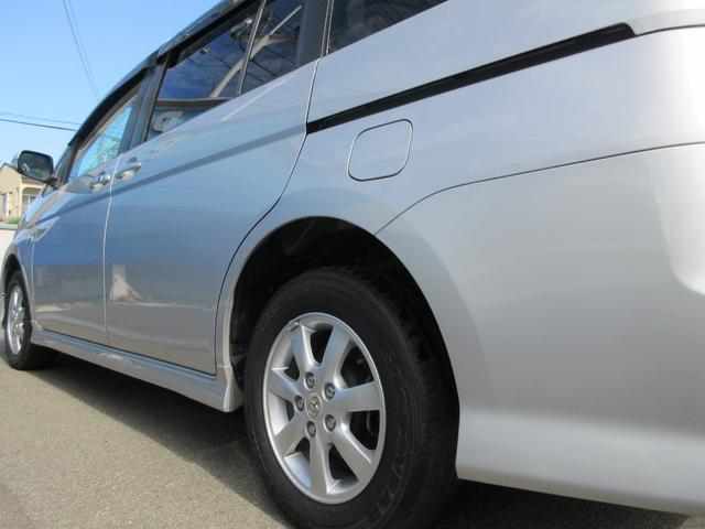 プラタナ Uセレクション 4WD 両側パワースライドドア パワーバックドア 新品夏用タイヤ付き 純正HDDナビ 純正バックモニター フルセグTV CD録音再生&DVD再生 SDオーディオ対応 ボタン切替式パートタイム4WD(21枚目)