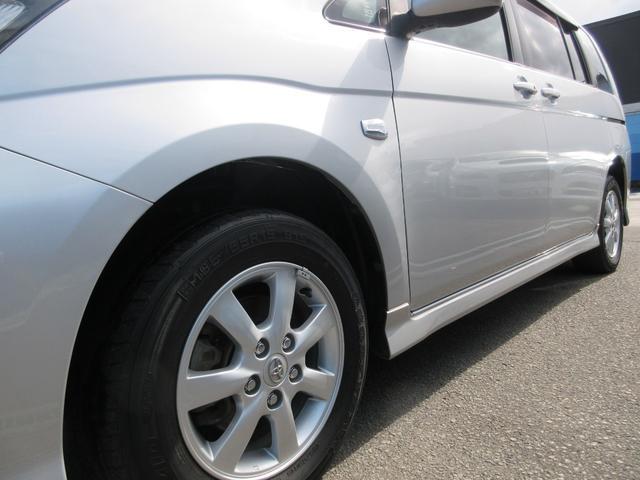 プラタナ Uセレクション 4WD 両側パワースライドドア パワーバックドア 新品夏用タイヤ付き 純正HDDナビ 純正バックモニター フルセグTV CD録音再生&DVD再生 SDオーディオ対応 ボタン切替式パートタイム4WD(22枚目)