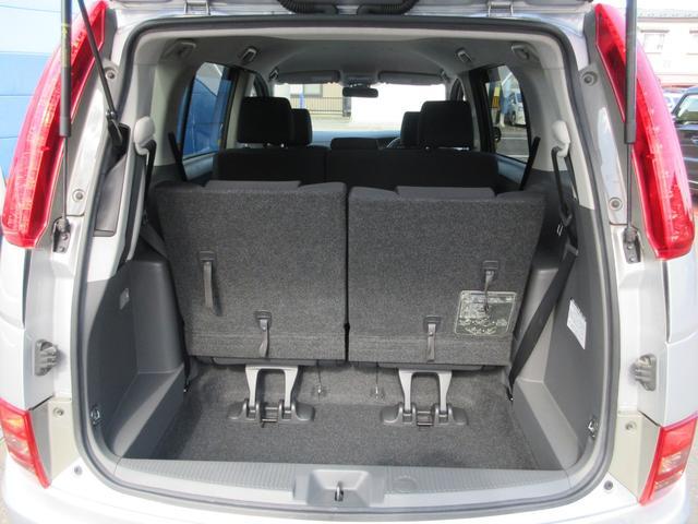 プラタナ Uセレクション 4WD 両側パワースライドドア パワーバックドア 新品夏用タイヤ付き 純正HDDナビ 純正バックモニター フルセグTV CD録音再生&DVD再生 SDオーディオ対応 ボタン切替式パートタイム4WD(35枚目)