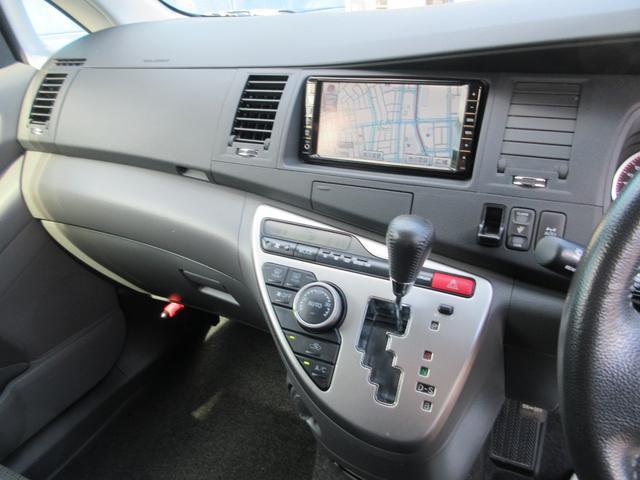 プラタナ Uセレクション 4WD 両側パワースライドドア パワーバックドア 新品夏用タイヤ付き 純正HDDナビ 純正バックモニター フルセグTV CD録音再生&DVD再生 SDオーディオ対応 ボタン切替式パートタイム4WD(50枚目)
