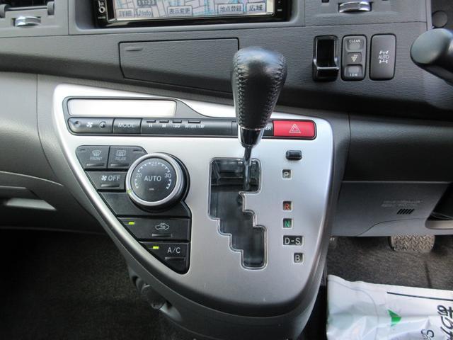 プラタナ Uセレクション 4WD 両側パワースライドドア パワーバックドア 新品夏用タイヤ付き 純正HDDナビ 純正バックモニター フルセグTV CD録音再生&DVD再生 SDオーディオ対応 ボタン切替式パートタイム4WD(55枚目)