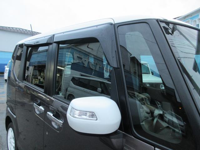 G・ターボパッケージ 4WD ワンオーナー車 ツートンカラースタイル 両側パワースライドドア 純正SDナビ バックモニター フルセグTV CD録音再生&DVD 純正オプションエンジンスターター AC100V電源(8枚目)