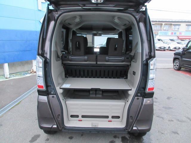 G・ターボパッケージ 4WD ワンオーナー車 ツートンカラースタイル 両側パワースライドドア 純正SDナビ バックモニター フルセグTV CD録音再生&DVD 純正オプションエンジンスターター AC100V電源(34枚目)