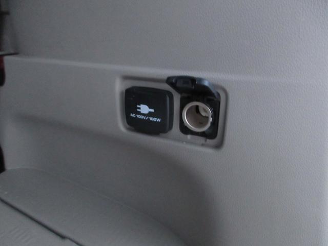 G・ターボパッケージ 4WD ワンオーナー車 ツートンカラースタイル 両側パワースライドドア 純正SDナビ バックモニター フルセグTV CD録音再生&DVD 純正オプションエンジンスターター AC100V電源(40枚目)