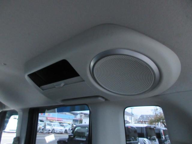 G・ターボパッケージ 4WD ワンオーナー車 ツートンカラースタイル 両側パワースライドドア 純正SDナビ バックモニター フルセグTV CD録音再生&DVD 純正オプションエンジンスターター AC100V電源(43枚目)