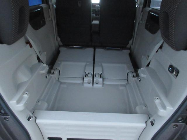 G・ターボパッケージ 4WD ワンオーナー車 ツートンカラースタイル 両側パワースライドドア 純正SDナビ バックモニター フルセグTV CD録音再生&DVD 純正オプションエンジンスターター AC100V電源(44枚目)