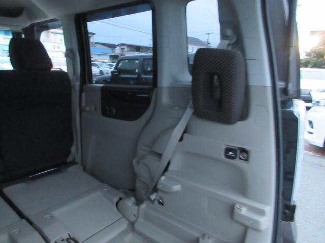 G・ターボパッケージ 4WD ワンオーナー車 ツートンカラースタイル 両側パワースライドドア 純正SDナビ バックモニター フルセグTV CD録音再生&DVD 純正オプションエンジンスターター AC100V電源(46枚目)