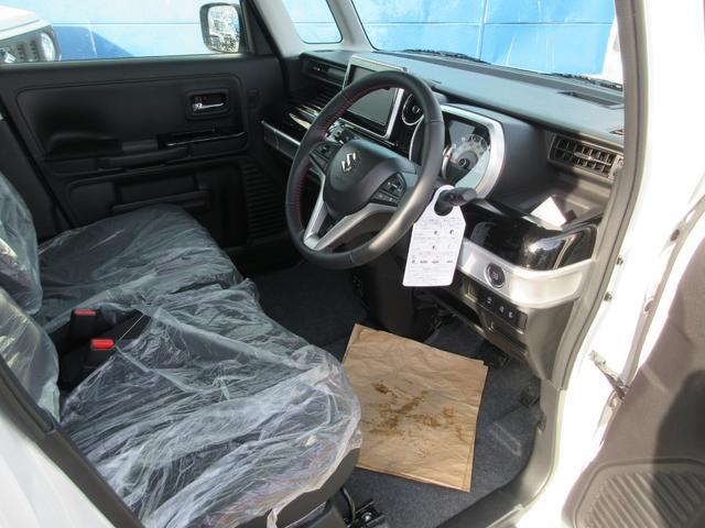 ハイブリッドXSターボ 4WD 全方位モニターパッケージ デュアルセンサーブレーキ&スズキセーフティサポート 寒冷地仕様 届出済未使用車 両側パワースライドドア ヘッドアップディスプレイ コーナーセンサー シートヒーター(23枚目)