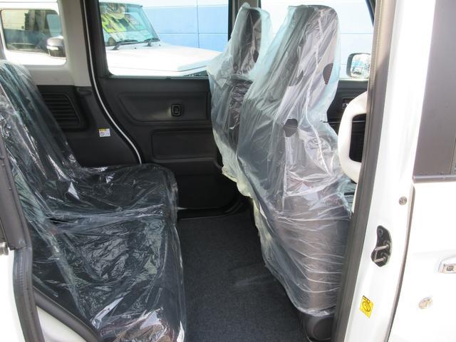 ハイブリッドXSターボ 4WD 全方位モニターパッケージ デュアルセンサーブレーキ&スズキセーフティサポート 寒冷地仕様 届出済未使用車 両側パワースライドドア ヘッドアップディスプレイ コーナーセンサー シートヒーター(27枚目)