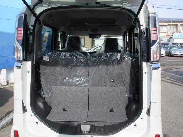 ハイブリッドXSターボ 4WD 全方位モニターパッケージ デュアルセンサーブレーキ&スズキセーフティサポート 寒冷地仕様 届出済未使用車 両側パワースライドドア ヘッドアップディスプレイ コーナーセンサー シートヒーター(29枚目)