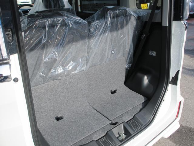 ハイブリッドXSターボ 4WD 全方位モニターパッケージ デュアルセンサーブレーキ&スズキセーフティサポート 寒冷地仕様 届出済未使用車 両側パワースライドドア ヘッドアップディスプレイ コーナーセンサー シートヒーター(34枚目)