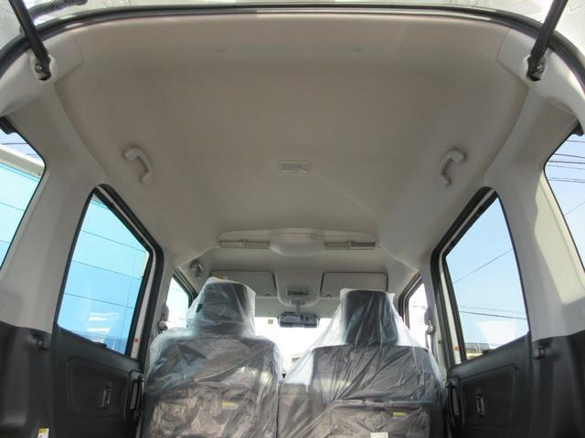 ハイブリッドXSターボ 4WD 全方位モニターパッケージ デュアルセンサーブレーキ&スズキセーフティサポート 寒冷地仕様 届出済未使用車 両側パワースライドドア ヘッドアップディスプレイ コーナーセンサー シートヒーター(37枚目)
