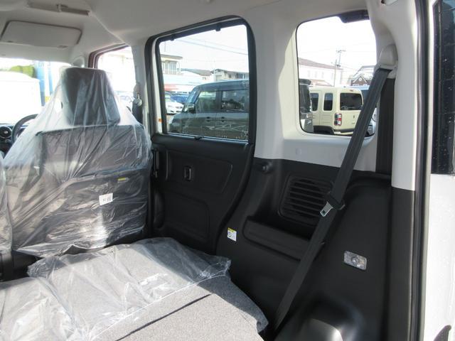 ハイブリッドXSターボ 4WD 全方位モニターパッケージ デュアルセンサーブレーキ&スズキセーフティサポート 寒冷地仕様 届出済未使用車 両側パワースライドドア ヘッドアップディスプレイ コーナーセンサー シートヒーター(38枚目)
