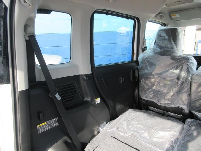 ハイブリッドXSターボ 4WD 全方位モニターパッケージ デュアルセンサーブレーキ&スズキセーフティサポート 寒冷地仕様 届出済未使用車 両側パワースライドドア ヘッドアップディスプレイ コーナーセンサー シートヒーター(39枚目)